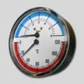 Термоманометр ТМАХ